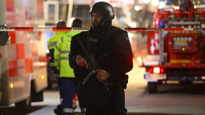 Nemačka: 'Ultradesničar' ubio devet ljudi u dva nargila bara 3