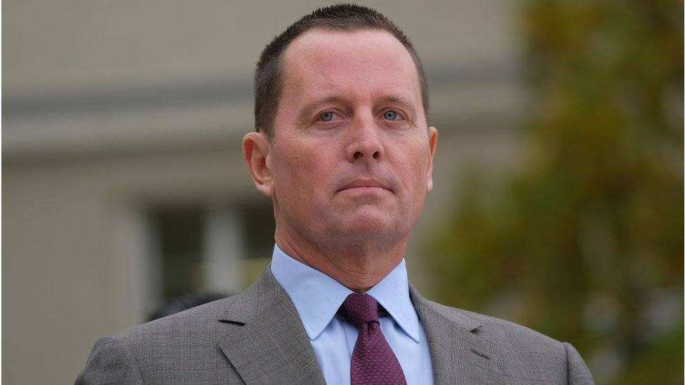 Ambassador to Germany Richard Grenell