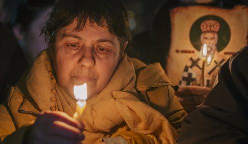 Crna Gora i crkva: Litije protiv usvojenog Zakona o slobodi veroispovesti 15