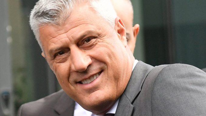 """Intervju petkom - Hašim Tači za BBC na srpskom: """"Ako se nešto desi u pregovorima sa Srbijom, desiće se ove godine"""" 3"""