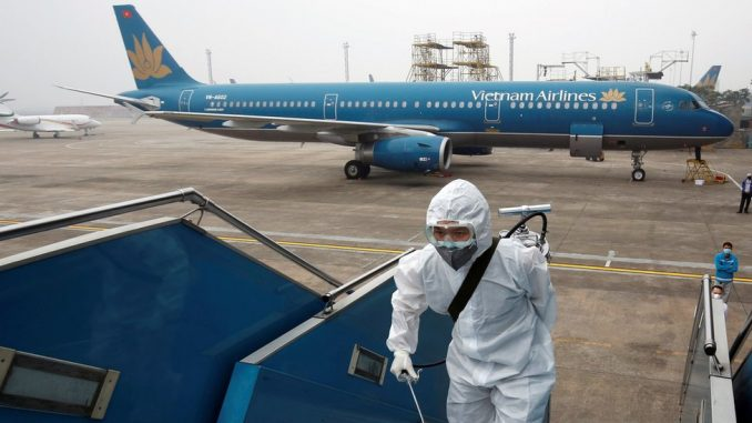Korona virus prizemljio avione širom sveta - dolaze li Kinezi u Srbiju 2