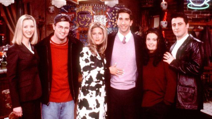 Serija Prijatelji: Glumci ponovo na okupu 2