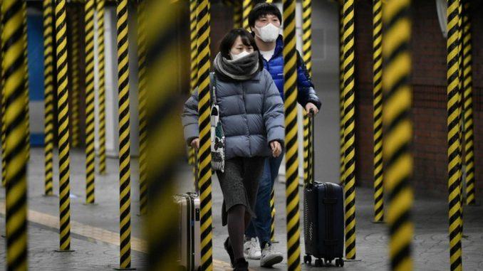 Korona virus: Sve više obolelih van Kine, u Južnoj Koreji udvostručen broj 3