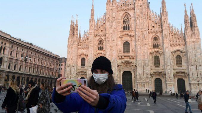 Korona virus: Broj obolelih u Italiji skočio na 400 4