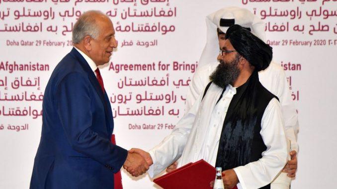 Rat u Avganistanu: Sporazum Amerike i Talibana za okončanje 18 godina sukoba 2