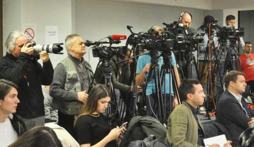 UNS: Zastrašivanje i diskriminacija novinara tokom izbora 7
