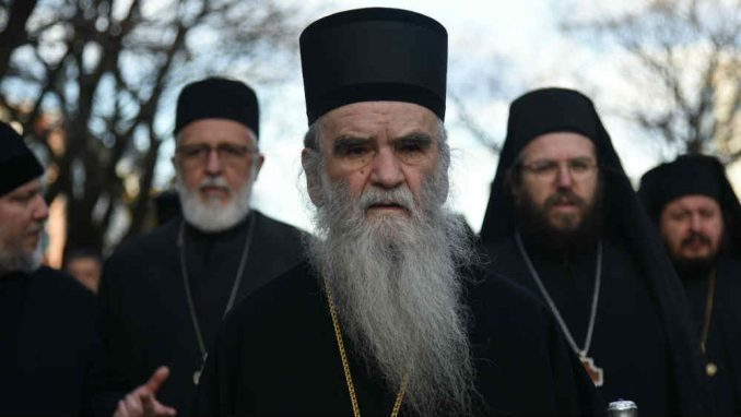 Amfilohije: Litije u Crnoj Gori biće nastavljene 4