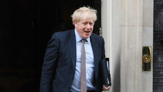 Džonsonov kabinet: Pregovori o trgovinskom sporazumu sa EU su okončani 3