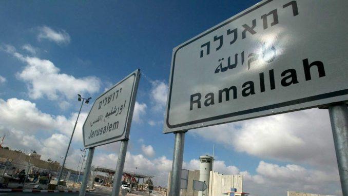 Palestinski premijer: Ako Izrael anektira Zapadnu obalu, proglasićemo državu 3