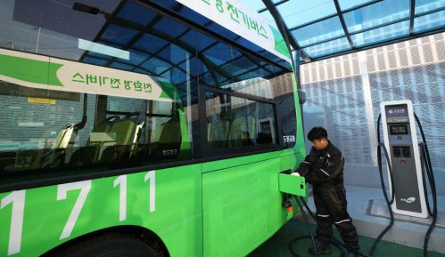 Beograd kupuje 100 autobusa na gas 15