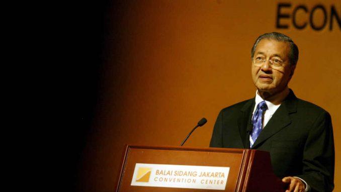 Ostavka premijera Malezije 3