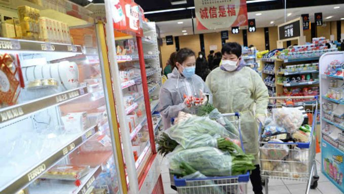 Širenje zaraze izvan Kine vrh ledenog brega 1