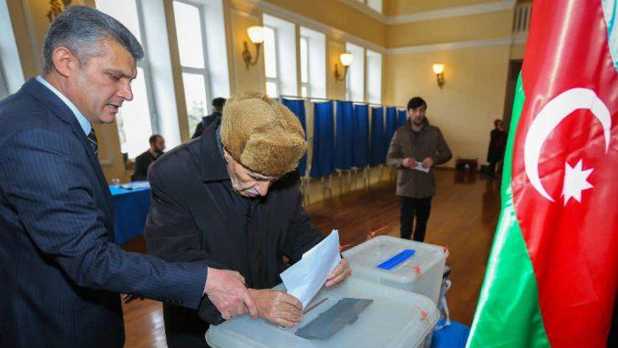 Azerbejdžan: Pobeda vladajuće partije na parlamentarnim izborima 2
