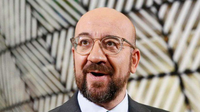 Mišel predstavio plan za oporavak EU 4