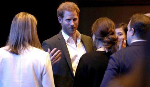 Zahtev princa Harija koji označava seizmičku promenu u monarhiji 1