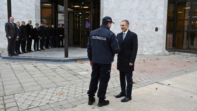 Ministar Stefanović otvorio novu zgradu Policijske stanice u Negotinu 1