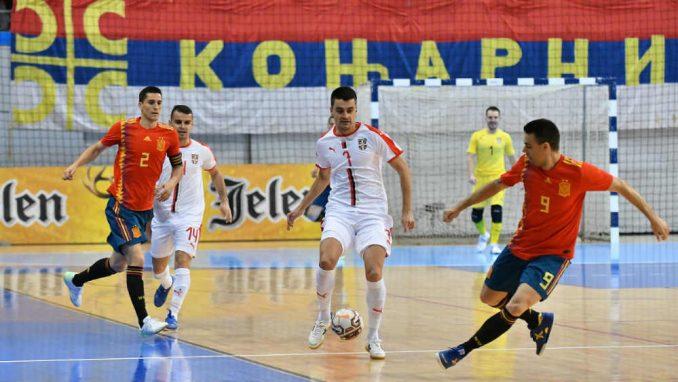 Selektor futsal reprezentacije: Četvrto mesto na UEFA listi nije neočekivano 1