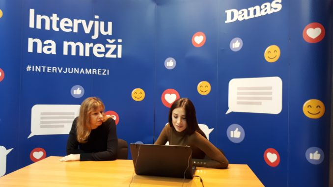 Gordana Novaković odgovarala na pitanja čitalaca na Fejsbuku (UŽIVO) 1