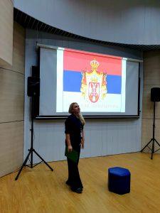 Nemoguće ostati imun na dešavanja u Srbiji bez obzira gde smo 2