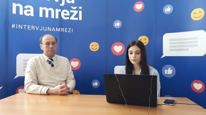 Slobodan Prvanović odgovarao na pitanja čitalaca na Fejsbuku (VIDEO) 2