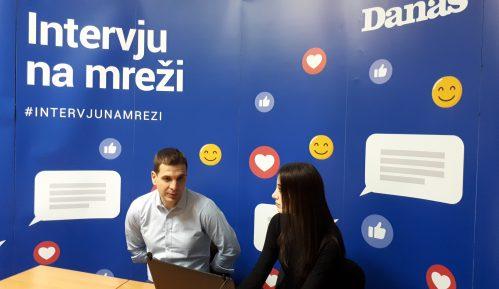 Miloš Jovanović: Ne tiče me se da li Vučiću odgovara što izlazim na izbore 2