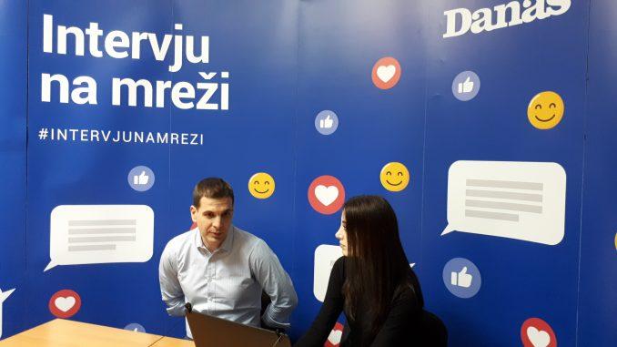 Miloš Jovanović: Ne tiče me se da li Vučiću odgovara što izlazim na izbore 3
