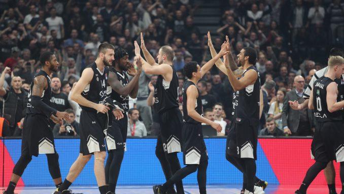 Košarkaši Partizana igrali su u šest od 10 najgledanijih utakmica u istoriji ABA lige 2