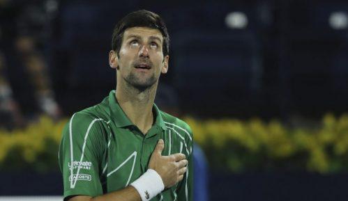 Đoković osvojio petu titulu u Dubaiju 3