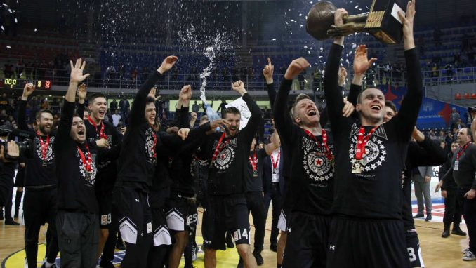 Partizan napred, Zvezda u rikverc 1