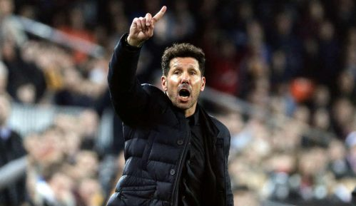 Simeone spremio klopku za prvaka Evrope 3