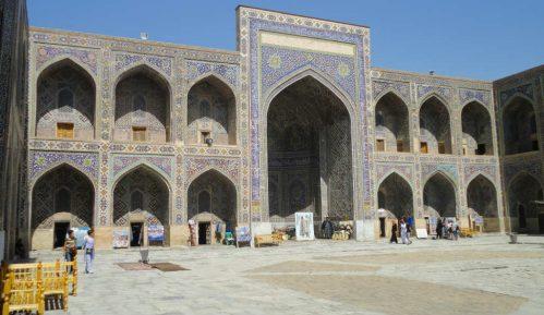 Samarkand (2): Sadašnjost drevnog grada 54