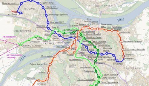 Beobuild: Metro trasa na ispitu 11