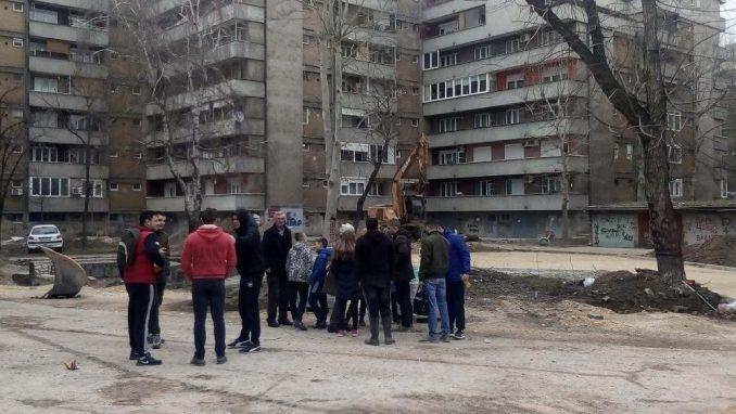 Naselje Benska Bara bez fudbala 2