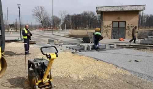 Pri kraju izgradnja Savske avenije u Šapcu 3