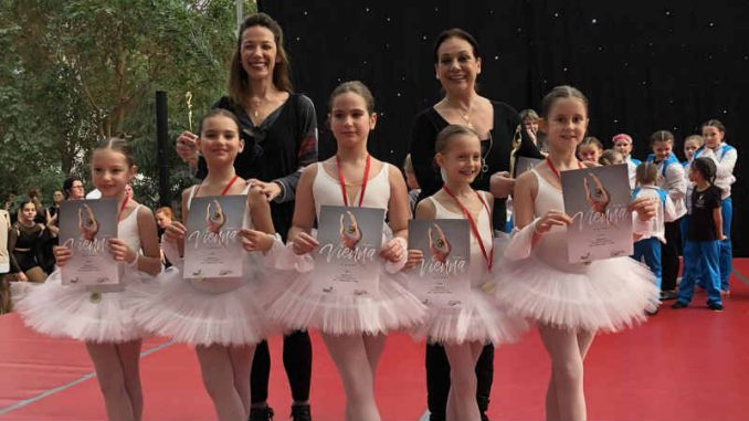 Male balerine iz Beograda osvojile Beč 5