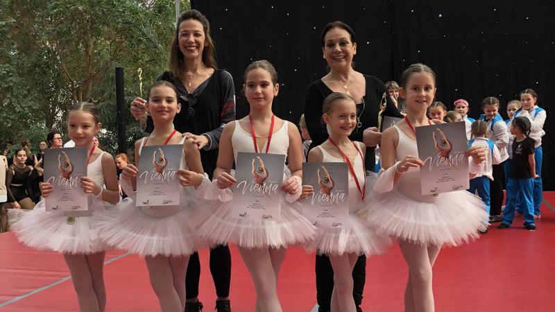 Male balerine iz Beograda osvojile Beč 1