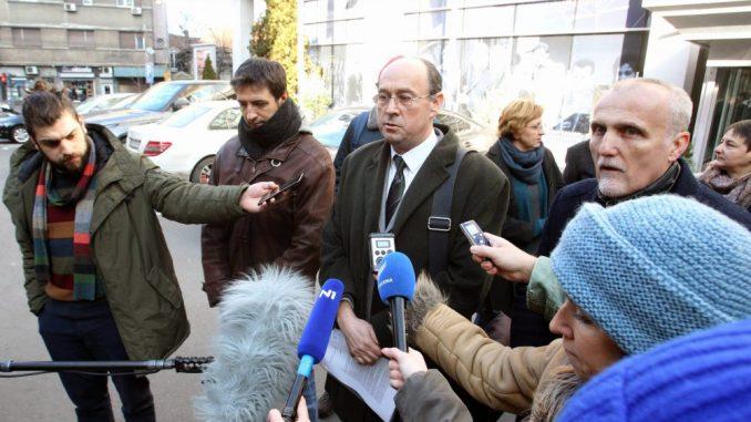 Članovi akademske zajednice predali zahtev za ostavke rukovodstva RTS 1