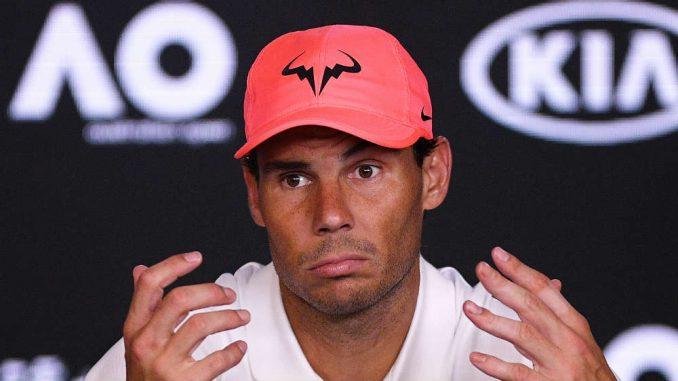 Nadal igra na turniru u Madridu, neizvestan za Ju Es open 4