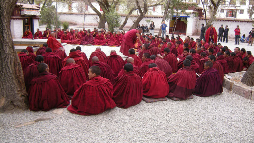 Tibet (1): Tiha molitva u Lasi 1