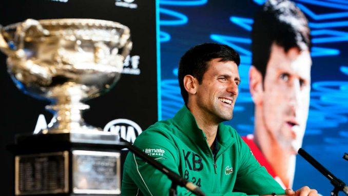 Đoković: Nadam se da će se bar jedan srpski teniser boriti za trofej 5