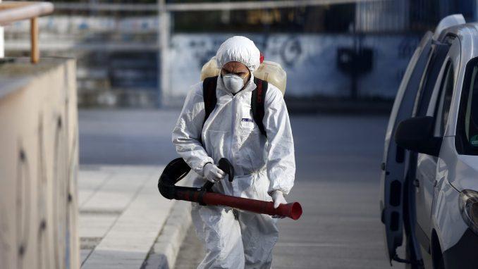 U Grčkoj od subote nove mere zbog zaraze - skoro sve zatvoreno 1