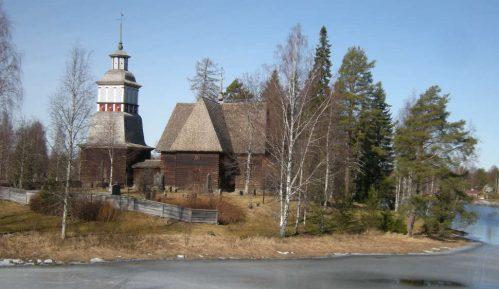 Finska: Jiveskile - grad na jezerima 1