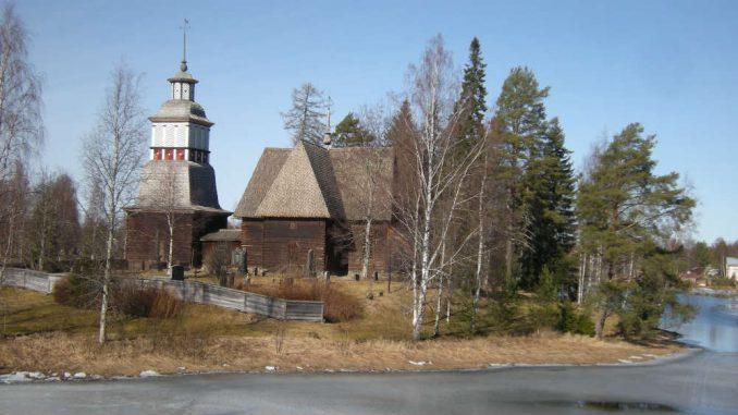Finska: Jiveskile - grad na jezerima 2