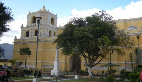 Gvatemala/Antigva: Pompeji Centralne Amerike 58