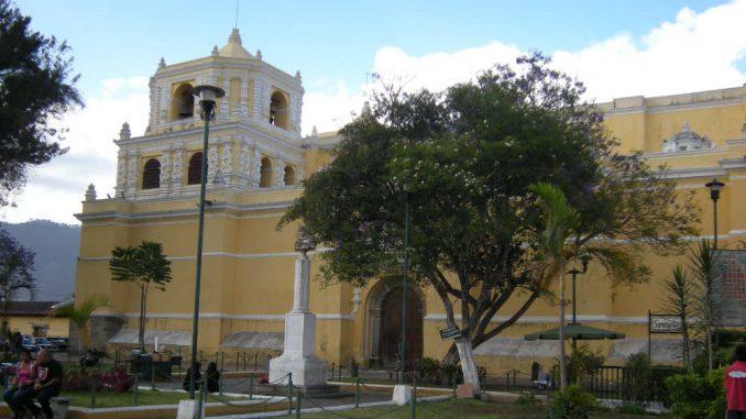 Gvatemala/Antigva: Pompeji Centralne Amerike 2