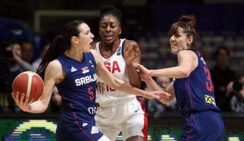 Srpske košarkašice izgubile od SAD na početku kvalifikacionog turnira za OI 3