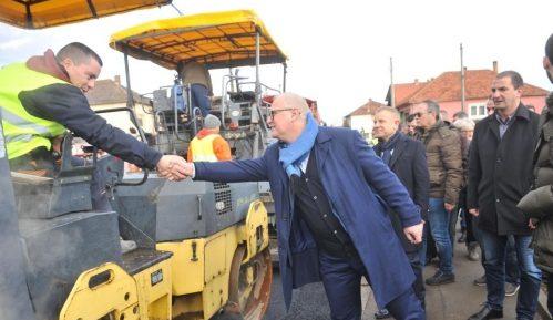 Vesić: Tri miliona evra za vodovod u Leštanu, Vinči i Kaluđerici 15
