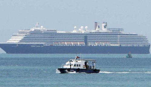 Stejt department: 14 putnika evakuisanih sa broda u Japanu pozitivno na novi virus 5