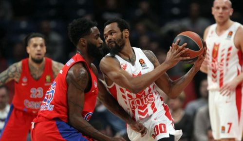 Zvezda poražena od CSKA Moskve u Beogradu 71