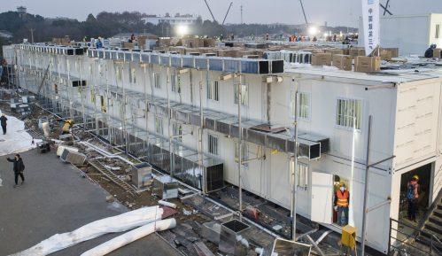 Počela sa radom kineska bolnica sagrađena za 10 dana 12